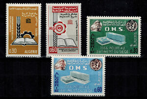 Stamps from Algeria N° 422, 423, 425 And 426 New Of 1966
