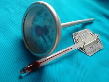 Vintage Oven thermometers cooking Candy Meat kitchen culinary