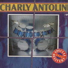 """12"""" Charly Antolini Special Delivery (Mister C, The Pump) 80`s Metronome (Jazz)"""