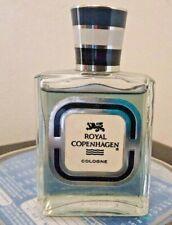VINTAGE ROYAL COPENHAGEN COLOGNE 2.0 FL OZ-90% FULL-BUY IT NOW