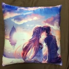 Anime Sword Art Online double sided hugging Pillow cushion Case Cover 51
