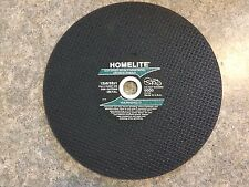 "LOT OF 3 Homelite Cutoff Chop Saw Blade Metal 12""x5/32""x1"" HOM-4982164597-bs"