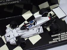 Minichamps Carlos Reutemann Brabham Ford BT44 Austrian GP Winner 1974 1/43