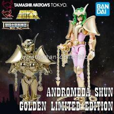 PSL SAINT CLOTH MYTH EX ANDROMEDA SHUN NEW BRONZE CLOTH GOLDEN LIMITED EDITION