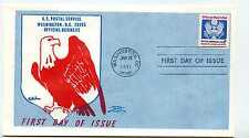 O144 'F'  (29c) Official coil , Colonial FDC