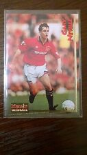 Gary Neville ROOKIE Card - Merlin Ultimate 1995 - Excellent Condition