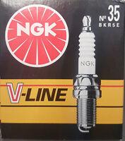 4X NGK V-Line 35 BKR5E 1667 Bujía Kia Nissan Renault #