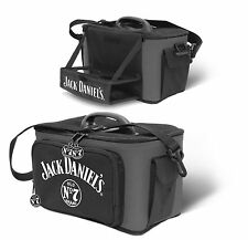 Jack Daniels Lunch COOLER BAG with TRAY/TABLE Work DRINK ICE Fathers Bar Gift