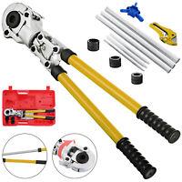 TH 16-32mm Hydraulische Presszange Fitting Tools Verbundrohr Crimpzange PEX