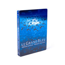 Le Grand Bleu (2012, Blu-ray) Steelbook / The Big Blue / Director's Cut