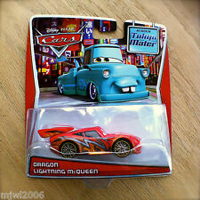 Disney World of Cars TOON DRAGON LIGHTNING McQUEEN TOKYO MATER Tall Tales PIXAR