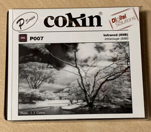 Cokin P007 P Series Infrared 89b Filter - Brand New