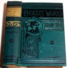 ca.1890 CHARLES DICKENS Tale Of Two Cities etc. French Revolution London England