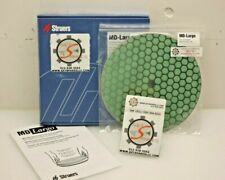 40500097 / 5 Pk Md-Largo For Magnetic Fixation,Fine Grinding Disc, 200 / Struers