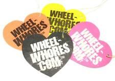 Wheel Whores Heart Scent Tree Freshener Air Freshener Fresh Air Dub