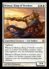 MTG BRIMAZ, KING OF ORESKOS EXC - RE DI ORESKOS - BNG - MAGIC
