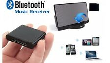 Bluetooth Stereo Audio Receiver Music iPod Dock iPad Bose Sound Dock Macbook Pro