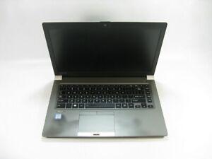 """Toshiba TECRA Z40-C 14"""" Laptop 2.4 GHz i5-6300U 4GB RAM (Grade C No Caddy)"""
