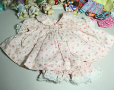 Vintage Cabbage Patch Kids Clothes Doll Outfit Dress Bloomers