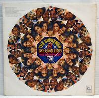Supremes & Four Tops - Magnificent 7 - vinyl LP Tamla Motown STML 11179  A1 / B1