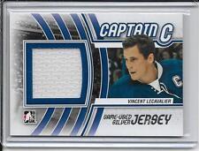 11-12 ITG Captain C Vincent Lecavalier Jersey # M-57