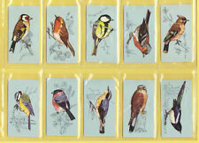 Complete/Full Sets Birds Collectable Tea Cards