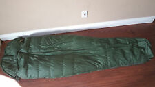 Sleeping Bag Mummy Goose Down Green The North Face  Lightweight 3.22 Lbs