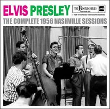 ELVIS PRESLEY - THE COMPLETE 1956 NASHVILLE SESSIONS -  Elvisone Label