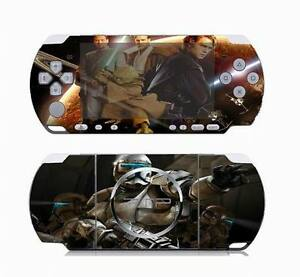 Star Wars 056 Vinyl Decal Skin Sticker for Sony PSP 3000
