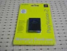 Original Sony Playstation 2 Memory Card PS2 8 MB