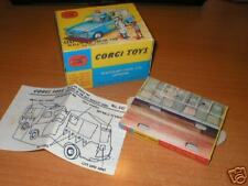 corgi #447 Wall's Ice Cream Van on Ford Thames BOX ONLY