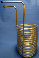 WORT CHILLER STAINLESS STEEL COOLING COIL for HOBBY BREWER BRAUMEISTER 50l