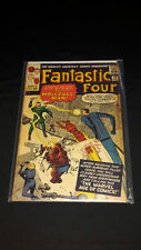 Fantastic Four #20 - Marvel Comics - November 1963 - 1st Print 1st Molecule Man