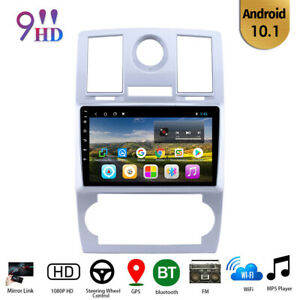 Android 10.1 2+16G Car GPS Stereo Radio For Chrysler 300C 2004-2014 Head Unit