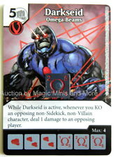 DC Comics DARKSEID Omega Beams #48 Justice League Dice Masters card Wizkids