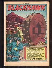"Blackhawk #56 (Sept. 1952)  ~  ""The War Whee"" (.5) WH"