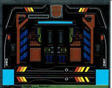 Transformers GENERATION 1 G1 Autobot Optimus Prime CABINA REPRO Etichette//Adesivi