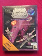 Star Wars: X-Wing Collector's CD-ROM (Apple, 1996) FACTORY SEALED