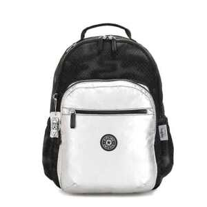 Original Kipling Backpack SEOUL Male Silver - KI409263D