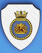 HMS PERSIAN WALL SHIELD