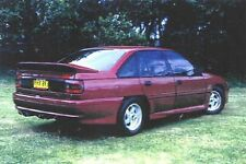 HOLDEN VN GROUP A REAR WING AND SIDE PANELS