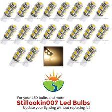 20 - T5 Landscape Light Bulbs, Warm White 9led's per bulb. Kichler & Hinkley