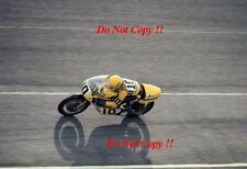 Jarno Saarinen Yamaha TZ 350 Winner Daytona 200 1973 Photograph 1