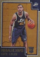 Rookie Single-Insert Basketball Trading Cards 2015-16 Season