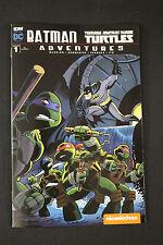 Batman Teenage Mutant Ninja Turtles Adventures 1 Hilary Barta 1:10 RI Variant DC