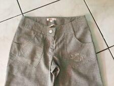 Pantalon KENZO taille S ,14/16 Ans ou 34/36 Neuf  lin