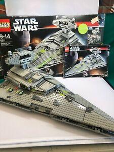 LEGO StarWars Star Destroyer 6211  OVP/BA !