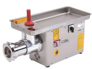 Fleischwolf Hackfleischmaschine Hackfleischgerät Fleischereibedarf UKM 32T