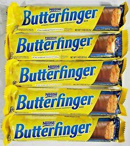 Butterfinger Candy Bars ORIGINAL RECIPE DISCONTINUED NESTLE RARE Unique Kosher