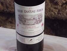 Pomerol Vieux Château Ferron 2003 75cl